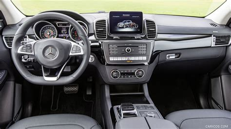 Gle 450 Interior by 2016 Mercedes Gle 450 Amg 4matic Interior Cockpit