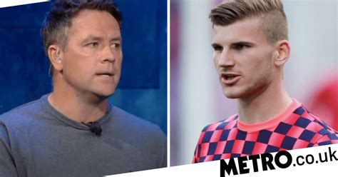 Michael Owen compares Timo Werner to former Chelsea flop ...