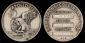 NASA space-flown Gemini and Apollo medallions - Wikiwand