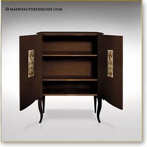 manufacture de luxe meubles et objets d39exception With site pour plan maison 7 meuble bar sur mesure meuble dappoint bar ref