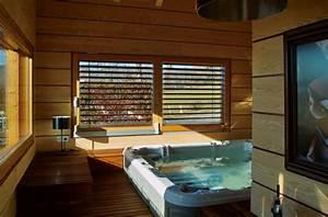 Spa Extérieur Bois : abri pour spa abris et gaz bos pour spa d 39 ext rieur ~ Premium-room.com Idées de Décoration