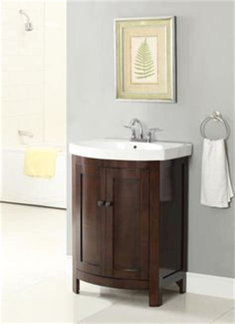 Menards Bathroom Sink Base by Runfine 18 Quot Urbana Vanity Base With Sink At Menards