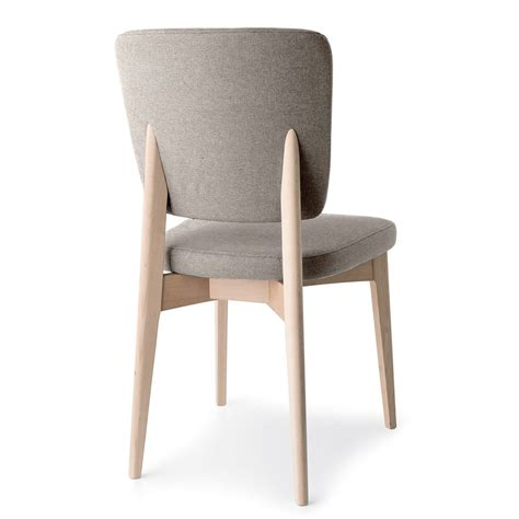 assise de chaise en bois cb1526 escudo pour bars et restaurants chaise en bois