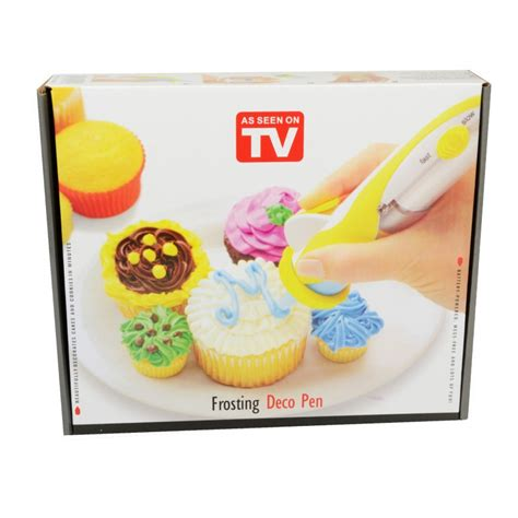 Cake Decorating Shows On Tv - electric cake decorating pen frosting decorating pen as