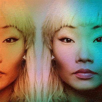Blonde Asian Cool Hair Self Club Getty