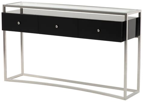 metal console table with drawers coalacre com console table design