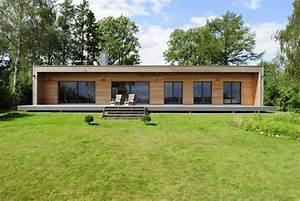 Ferienhaus Holz Bauen : fertigh user im bungalowstil 43 atemberaubende beispiele ~ Lizthompson.info Haus und Dekorationen