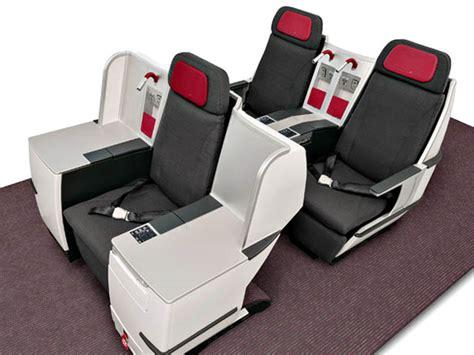reservation siege airlines austrian airlines le siège séparé en business devient