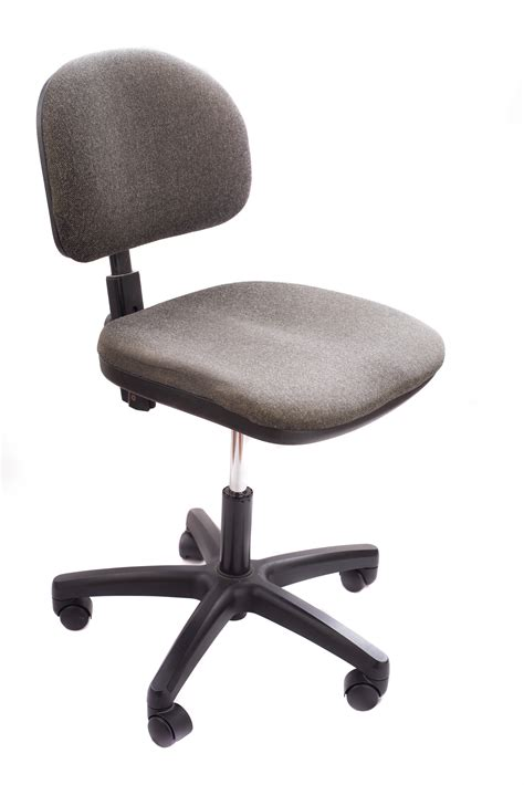 free stock photo 12956 office chair isolated on white