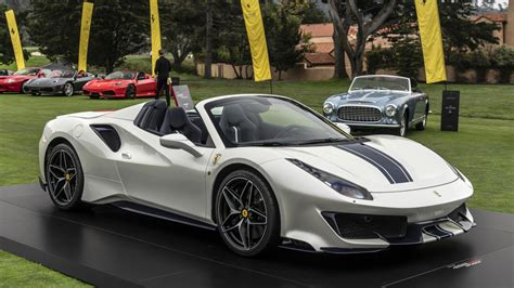 Your destination for buying ferrari 488. Ferrari reveals 488 Pista Spider at Pebble Beach Concours d'Elegance - Autoblog