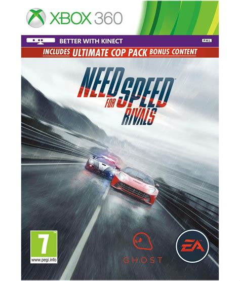 need for speed rivals xbox 360 telecharger