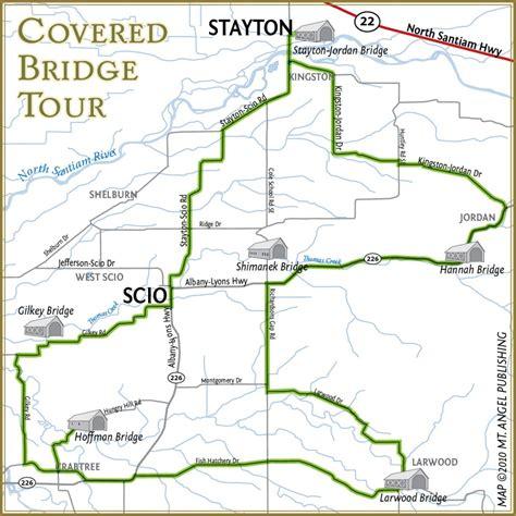 Covered Bridge Tour - Stayton/Sublimity Chamber of Commerce