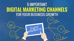 5 Important Digital Marketing Channels For Your Business ...