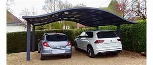 Carport En Aluminium : carport en aluminium curve ~ Maxctalentgroup.com Avis de Voitures