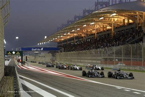 Start, Bahrain Grand Prix, 2014 | Bahrain grand prix ...