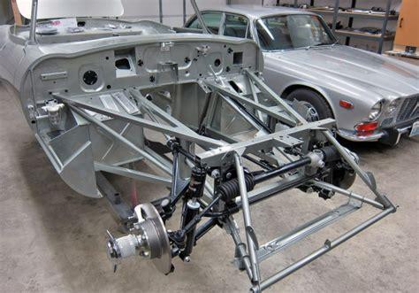 E-type Front Suspension