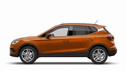 Seat Arona Orange Eclipse Lux Xcellence Cars