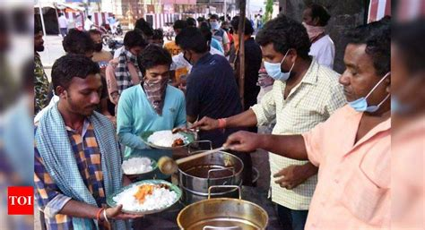 Ensure migrants, poor don't go hungry, Centre tells states ...