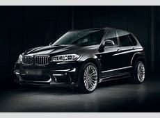 Hamann BMW X5 F15 Tuning SUV mit WidebodyKit