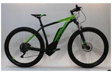 e bike mountainbike cube cube reaction hybrid pro 500 2018 electric mountain bike