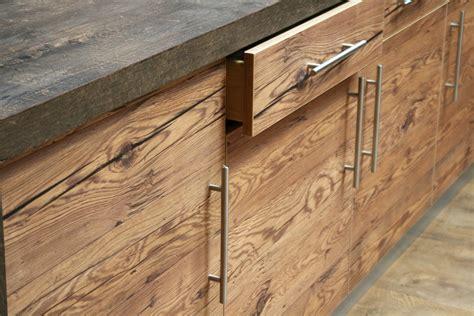 habillage meuble cuisine acheter meuble bois recycle sur mesure belgique