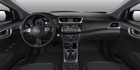 nissan sentra exterior  interior options