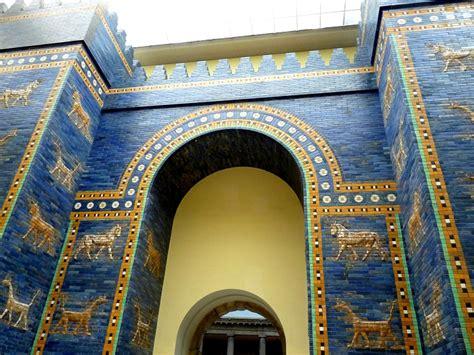 Der Garten Der Ischtar by Berlin Pergamonmuseum
