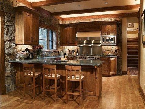 easy ways  achieve  rustic kitchen  decor