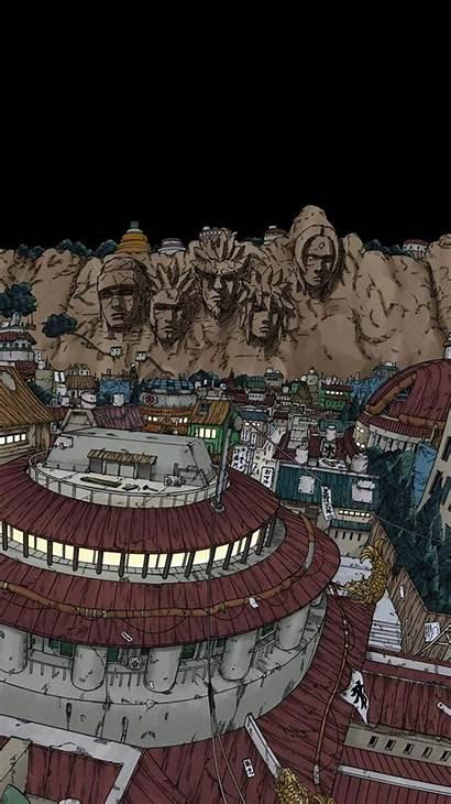 Konoha Naruto Wallpapers Desenho Anime Sasuke Parede