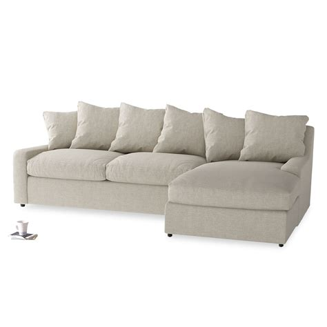 chaise original cloud chaise sofa insanely comfy chaise loaf
