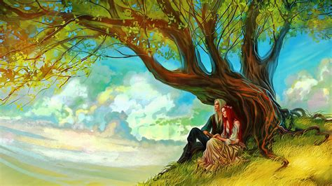 fantasy love couple wallpapers  desktop backgrounds