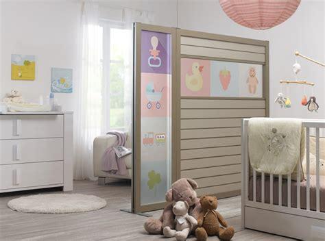 separation chambre parents bebe coin bébé dans la chambre des parents