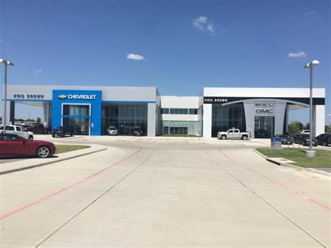 Kris Brown Chevrolet Buick Gmc Car Dealership In Cleburne