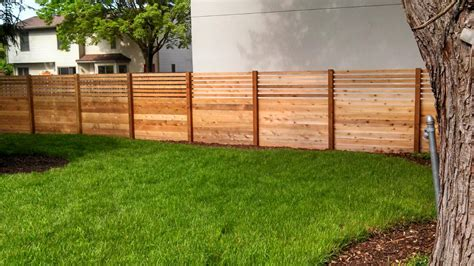 privacy fences you dream it we will build it straight line fence