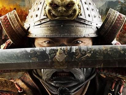 Samurai War Shogun Sword Games Total Japan