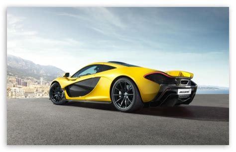 Mclaren P1 Supercar 2014 4k Hd Desktop Wallpaper For 4k
