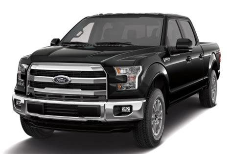 2017 Ford F-150 Supercrew Pricing, Features, Ratings And