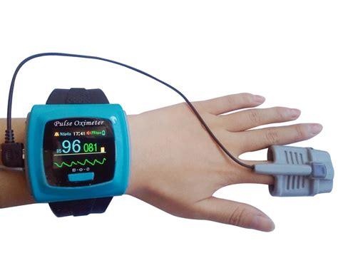 Contec Wrist Oximeter CMS-50F | Wrist Oximeter