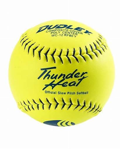 Softball Usssa Classic Slowpitch Stamp Thunder Heat