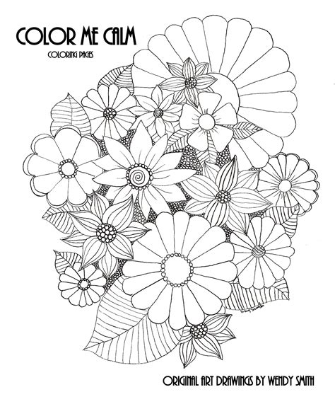color me coloring book color me calm coloring book coloring pages
