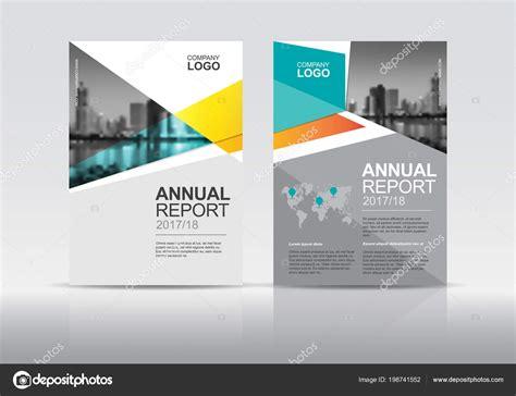 Template For Annual Report by Design Vorlage Deckblatt Jahresbericht Flyer Pr 228 Sentation
