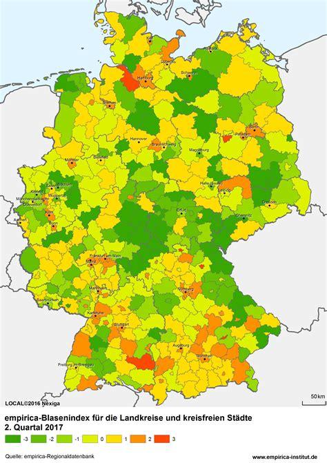 karte immobilienpreise deutschland  blog