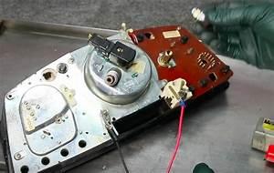 Testing Led Dash Lights For Older Mercedes Instrument