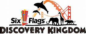 Image - 640px-Six Flags Discovery Kingdom logo.gif ...
