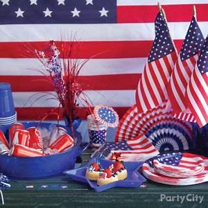 4th of July Balloon Ice Pack Idea Patriotic Party Ideas