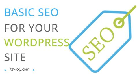 Basic Seo Guide by Basic Seo For 5 Tips To Setup Your Site Right