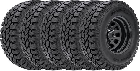 pro comp xtreme all terrain radial tire 51 series steel wheel qty 5 for 13 17 jeep vehicles