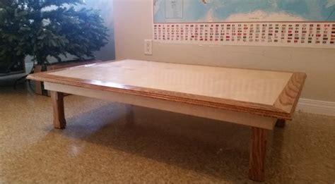 korean dining table folding legs  daddypig