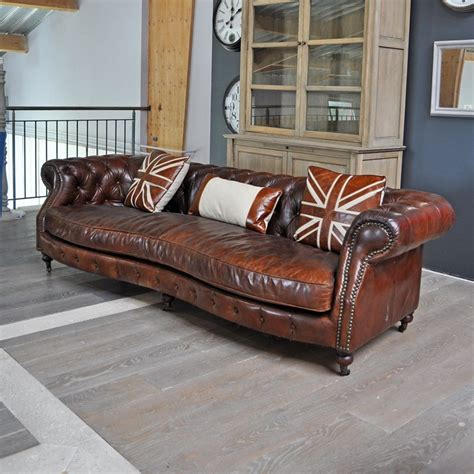 canapes chesterfield canape chesterfield dialma brown