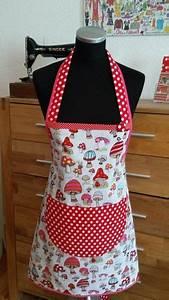 Schürze Nähen Ideen : bunte pilze kochsch rze sch rze von xbergdesign auf kochsch rze backsch rze ~ Eleganceandgraceweddings.com Haus und Dekorationen